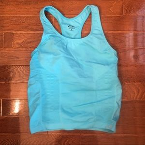Champion Racerback Tank with built in support
